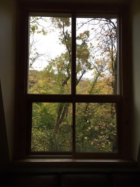 WINDOW GAZING – Looking out – Looking in . . .